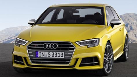 Audi S3 8V - autobild.de