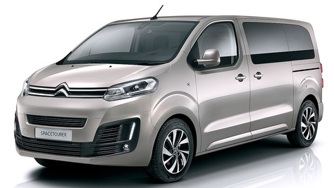 Citroën Spacetourer   Citroën Spacetourer