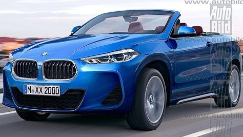 BMW X2 Cabrio BMW X2 Cabrio
