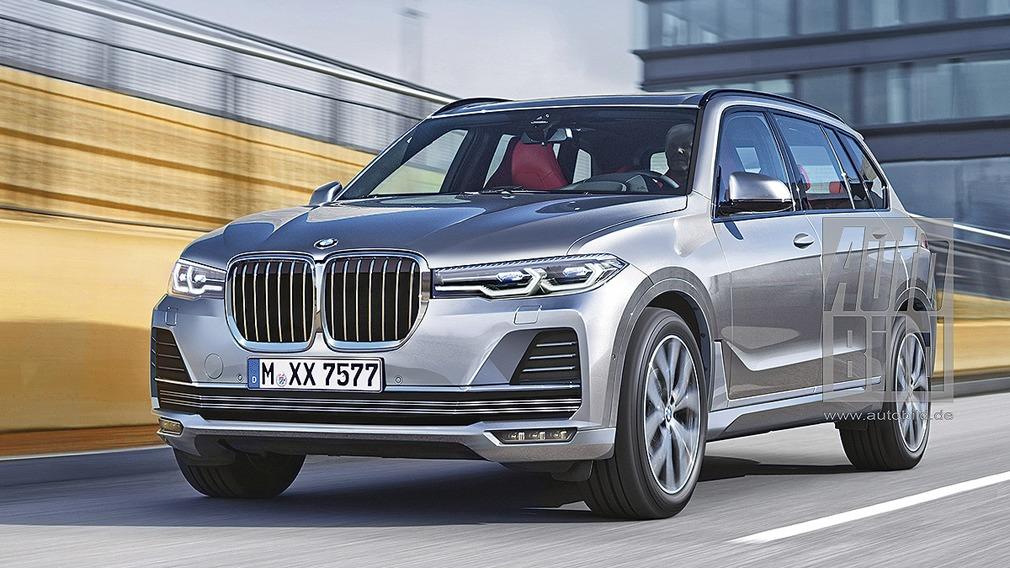 BMW X7 BMW X7 © Larson
