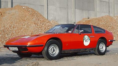 Maserati Indy Maserati Indy