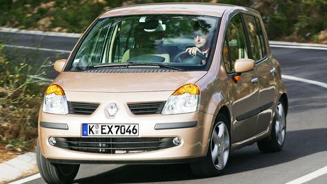 Renault Modus Renault Modus