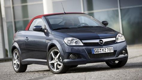 Opel Tigra TwinTop Opel Tigra TwinTop