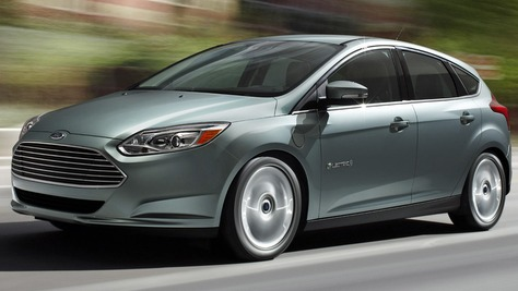 Ford Focus Electric Ford Focus Electric