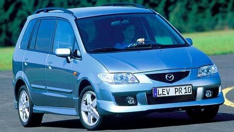Mazda Premacy Mazda Premacy