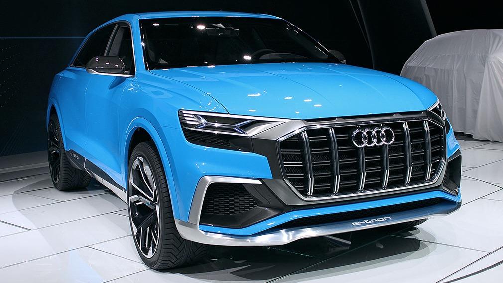Audi Q8 Autobild De