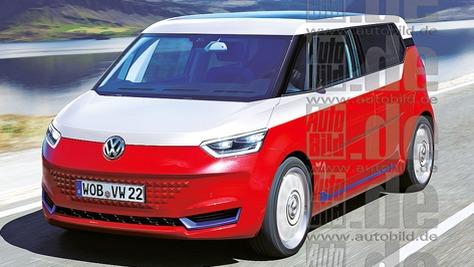 VW E-Bulli VW E-Bulli