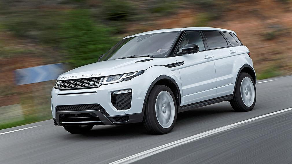 Range Rover Evoque Range Rover Evoque © Werk