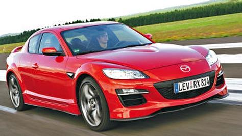 Mazda RX-8 Mazda RX-8