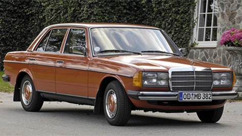 Mercedes W 123 Mercedes W 123