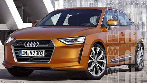 Audi A3 Vario Audi A3 Vario