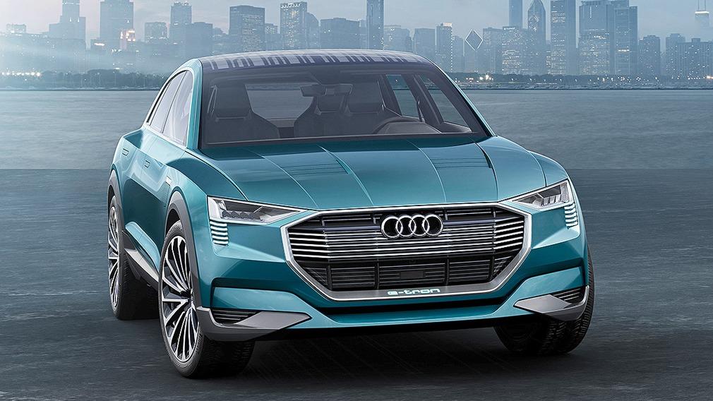 Audi Q6 e-tron Audi Q6 e-tron © Werk