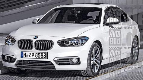 BMW 1er Limousine BMW 1er Limousine