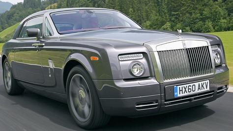 Rolls-Royce Phantom Coupé Rolls-Royce Phantom Coupé