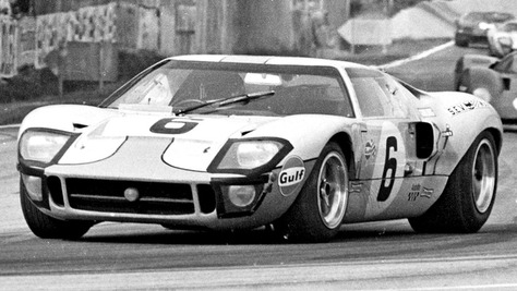 Ford GT - I