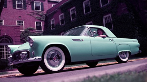 Ford Thunderbird - Classic Birds