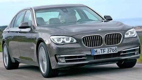 BMW 7er - F01