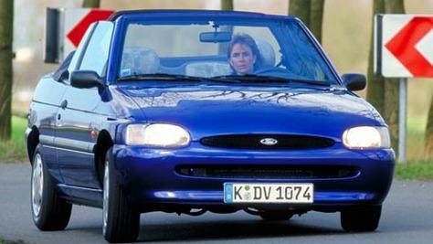 Ford Escort - MK 7