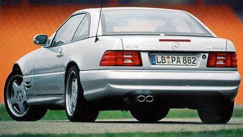 Mercedes-AMG SL - R 129