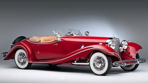 Mercedes W 29