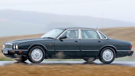 Jaguar XJ - X300