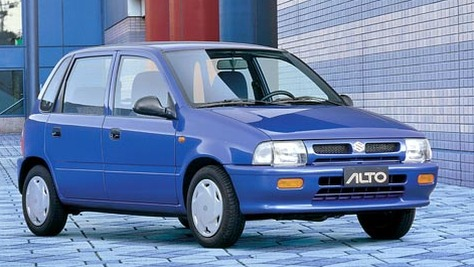 Suzuki HA12