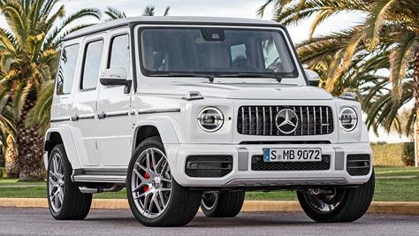 Mercedes-Benz II