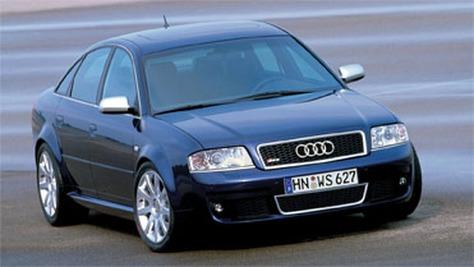 Audi RS 6 - C5