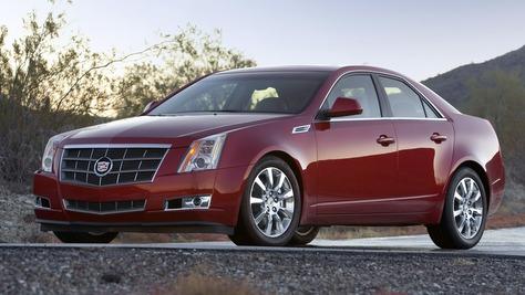 Cadillac CTS - II
