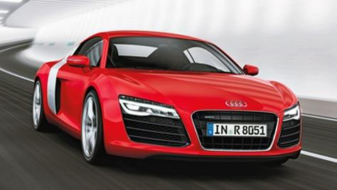 Audi R8 - I