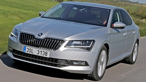 Škoda Superb - III