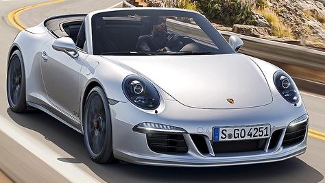 Porsche 911 - 991