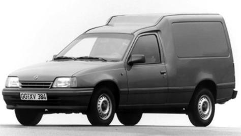 Opel Combo - A