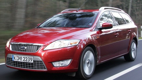 Ford Mondeo - IV (BA7)