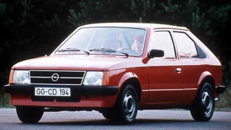 Opel Kadett - D