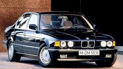 BMW 7er - E32