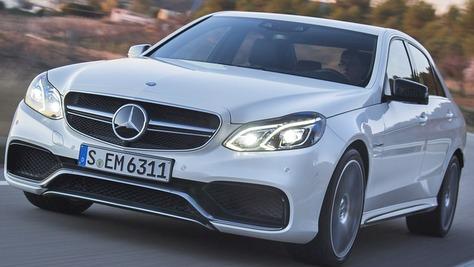 Mercedes-AMG E-Klasse - W 212
