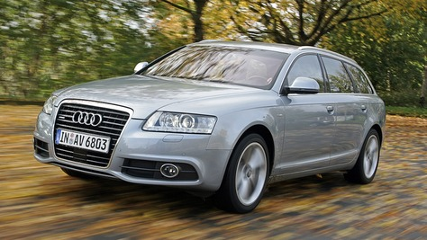 Audi A6 - C6