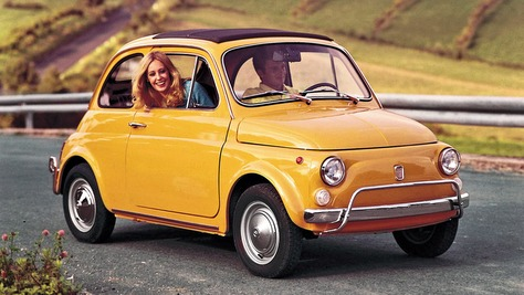 Fiat 500 - Nuova 500
