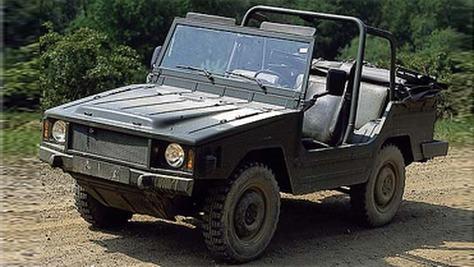 VW Iltis Typ 183