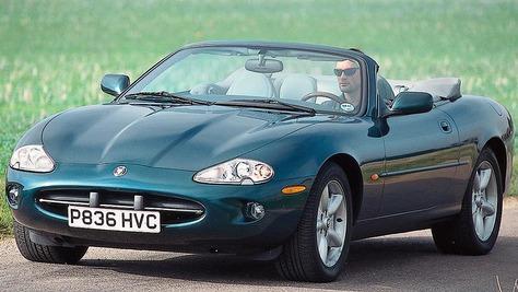 Jaguar XK - X100