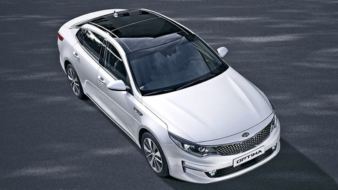 Kia Optima - II