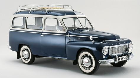 Volvo PV445