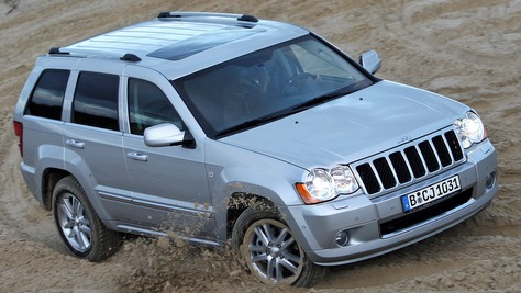 Jeep Grand Cherokee - WH
