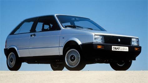 Seat Ibiza - Typ 021A