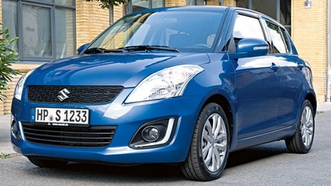 Suzuki Swift - V (FZ/NZ)