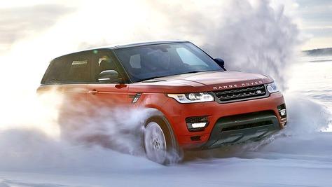 Range Rover Sport - II