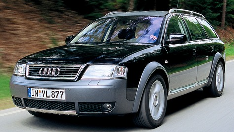 Audi A6 allroad quattro - C5