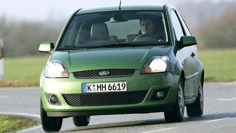 Ford Fiesta - MK 6