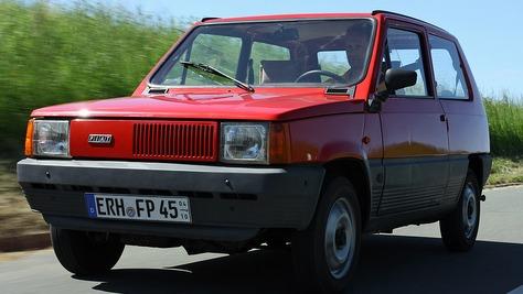 Fiat Panda - Typ 141